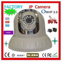 "CCTV 3.5"" Indoor Mini High Speed Dome 1080P IP PTZ Camera Optical ZOOM Home Security"