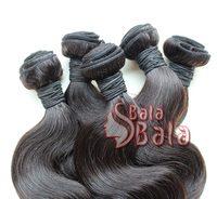 Hot selling AAAAAA malaysian virgin hair 100% Unprocessed malaysian body wave hair, human hair weave, 3 pcs lot, free shipping