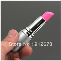 Wholesale Free Shipping The Sex Of Toy Senior Medical Plastic Lipstick Vibrator Sex Bullets Vibrators Makeup Sex Toys For Woman