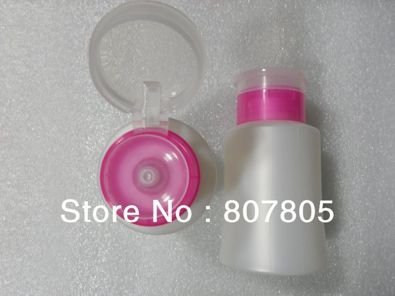 Wholesale 1000pcs clear jar with lid nail art decoration rhinestones
