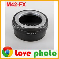 M42-FX high precision adapter ring m42 lens thinkforwards x-pro1 dustc fuji camera Lens Ring