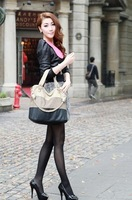 BH156 2013 Hot Quality Product OPPO Women Fashion Shoulder Bag Fresh Design Elegant Soft PU Leather Bag