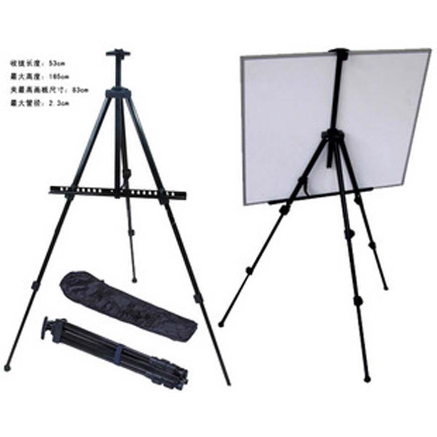 NickYard* Diy digital oil painting diy oil painting digital painting great quality aluminum alloy easel(China (Mainland))