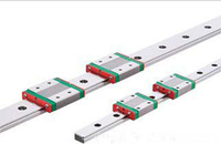 HIWIN MGN15 linear guide rail, length=500mm, can match to MGN15CZ0C block (  MGNR15R500C,not contain the block)