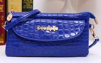 JY124 New Fashion brand designal PU women handbag women tote clutch bag wallet shoulder bag, 2013 FREE Shipping
