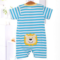 Baby autumn baby newborn bodysuit clothing clothes baby spring and autumn romper short-sleeve supplies kk