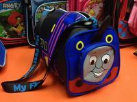 Thomas the Tank Engine Thomas children canvas lunch box bag 12*24 cm