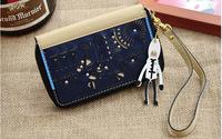 Free/drop shipping PU 2013 new fashion brand hot sale women handbag women shoulder bags tote clutch bags wallet and purse JY119