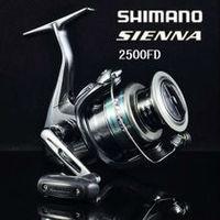 Free shipping Genuine SIENNA 4000FD Special Sea Fishing reels  Fishing line Wheels Tackle