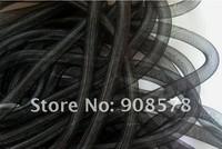 Tubular Crinoline Black 90 yards of 16mm Crinoline Cyberlox Stretch Tubing