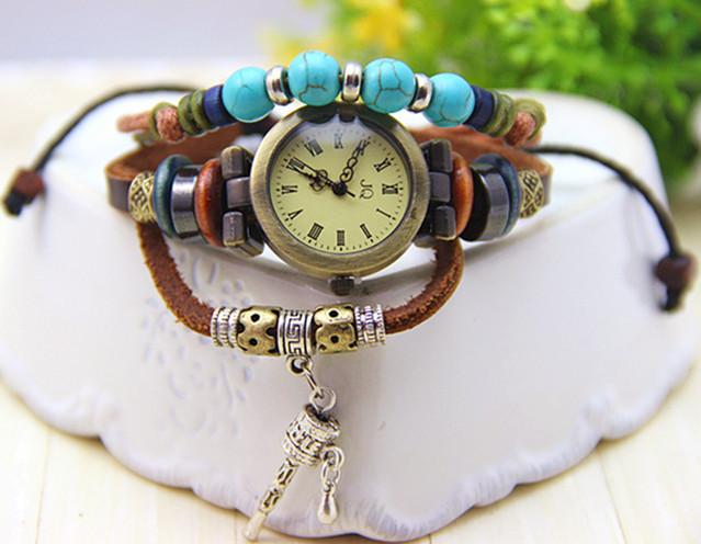 Ремешки на женские часы своими руками 855