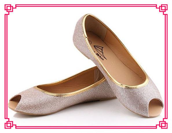 Lastest Unze Women Footwear Flats Sandals Collection 2013 11