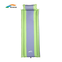 Ryder ryder outdoor camping supplies belt armrest automatic inflatable cushion pad single