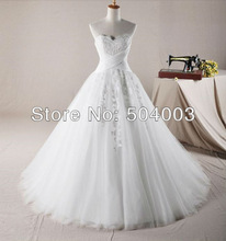 romantic style wedding gowns promotion