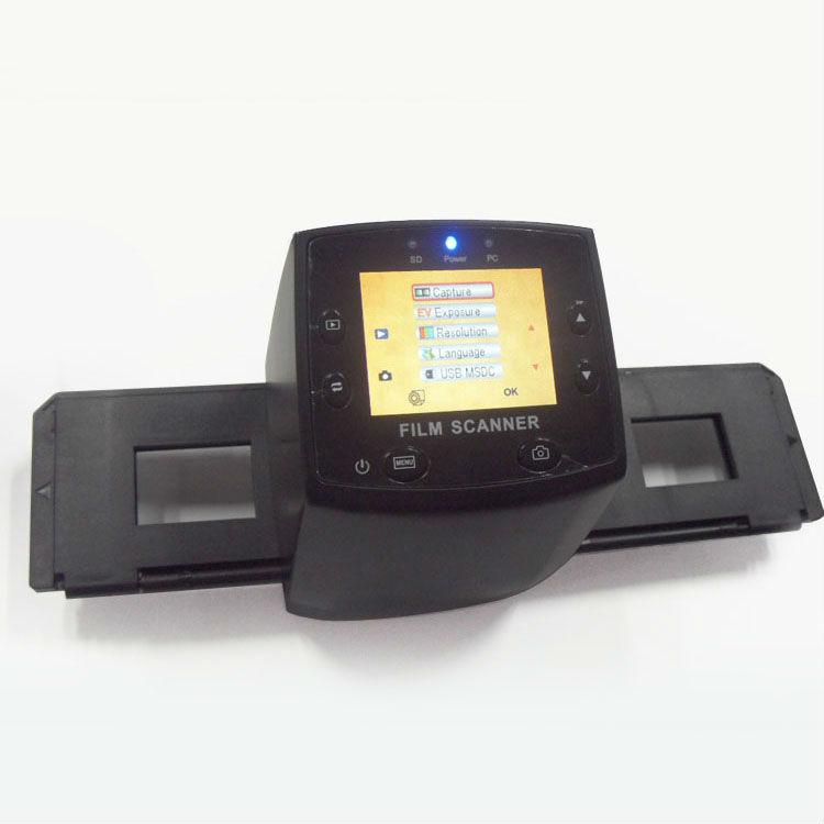 "USB 2.4"" LCD Digital 5MP 35mm Film Slide and Negative Scanner(China (Mainland))"