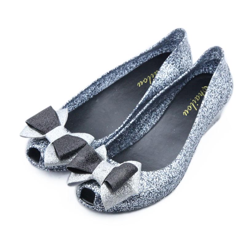 aliexpress buy summer jelly shoes glitter