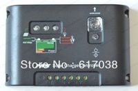 10A Solar Panel Battery Charge Controller 12/24V EC Light&Time PWM Regulator AU   Free shipping
