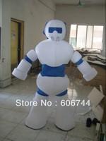 Custom Robot Mascot Costumes Good Quality Free Shipping