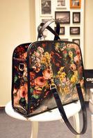 Bag 2013 new Korean painting package fashion classic French style handbag shoulder bag handbags