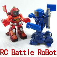 Arbitrary manipulation robot! new technique,high quality! rc battle fighting robot FSWB