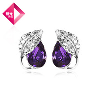 Neoglory accessories stud earring domestic crystal auden rhinestone new arrival 2012
