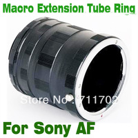 Extension Tube Macro Ring for Sony A DSLR and Minalta MA Lens A580 A55 DEC1398