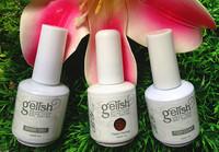 Free Shipping!Hot sale,nail art enamel soak off UV/LED Gel15ML