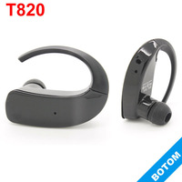 Wireless Bluetooth Headset T820 Bluetooth Earphone Bluetooth Headphone.Free shipping