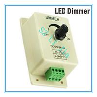 12V / 24V 8A PIR Sensor LED Switch/Dimmer LED Strip light Dimmer Cotroller