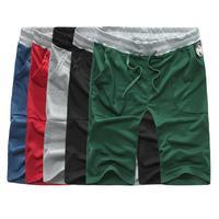 Hot summermen short pants! summer cotton pants! 2013 men's casual shorts! beach pants!  M L XL XXL XXXL!