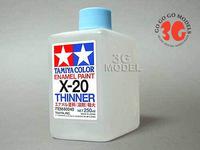 Accessories tamiya model 80040 enamel paint attenuant