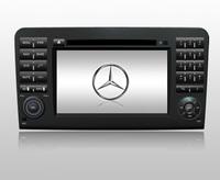 Benz ML350 DVD GPS Touch Screen High Resolution LCD TFT;VCD/SVCD/CD/MP3/MP4/USB/SD-CARD/ MPEG4/HD CD/CD-R/ CD-RW