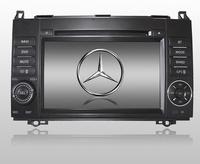 Benz B200 A200 Viano DVD GPS Touch Screen High Resolution LCD TFT;VCD/SVCD/CD/MP3/MP4/USB/SD-CARD/ MPEG4/HD CD/CD-R/ CD-RW