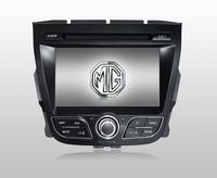 2013 MG5 DVD GPS Touch Screen High Resolution LCD TFT;VCD/SVCD/CD/MP3/MP4/USB/SD-CARD/ MPEG4/HD CD/CD-R