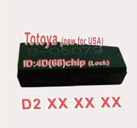 Best quality toyota id4d68 chip Transponder chip 10pcs/lot  Free Shipping