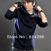 Leisure garment of cultivate one's morality even cap who thin coat male model. Free shipping