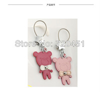 Free Shipping Hot Sell ! The small bear  key buckles , gifts and fashion ornaments And holiday gift Give you the best choice