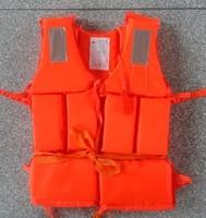 High quality Large adult life vest 7.5kg 90kg bearing