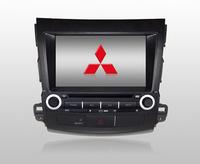 Mitsubishi OUTLANDER DVD GPS Touch Screen High Resolution LCD TFT;VCD/SVCD/CD/MP3/MP4/USB/SD-CARD/ MPEG4/HD CD/CD-R