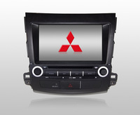 Mitsubishi OUTLANDER DVD GPS Touch Screen High Resolution LCD TFT;VCD/SVCD/CD/MP3/MP4/USB/SD-CARD/ MPEG4/HD CD/CD-R