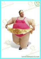 Free Shipping HI  Factory price   funny inflatable costumes for adults for man