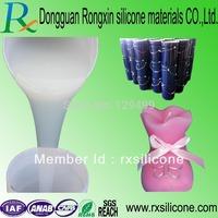 высокое качество жидкий силиконовая резина для изготовления форм для мыла
