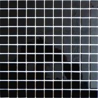 Black crystal glass crystal mosaic mirror tile