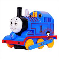 Free shipping Toy vocalization thomas electric luminous fun