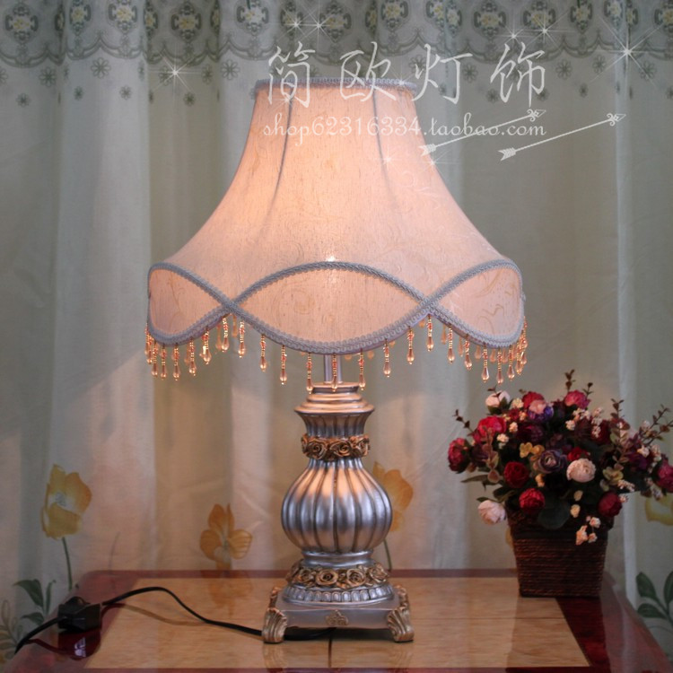 fashion bedside table lamp quality vintage living room lamps bedroom