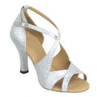 Adult Latin dance shoes women's Latin dance shoes high heel dance shoes ballroom dancing