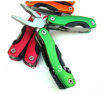 New Mini Universal Multifunction Folding Pliers Portable Knife Manually Outdoor Travel Tool