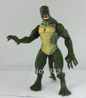 "Free shipping 1pcs New 7"" Action Figure The Lizard Spider Man super heros Figure"