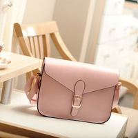 2013 New style women handbag fashion Korean shoulder bag  multicolour genuine Leather  Messenger Bags
