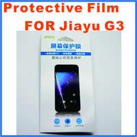 free shipping jiayu g3 film Anti-fingerprint screen protector film original